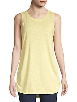 19519f822b59d QUICK VIEW. ASKYA. Ruched Tank Top