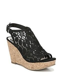00bd0c51258 QUICK VIEW. Fergalicious. Slingback Wedge Sandals
