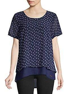 8b95bb2014e95 Petite Tops  Shirts and Blouses for Petites