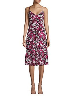 af9dea0b774 Product image. QUICK VIEW. MICHAEL Michael Kors. Floral Camisole Midi Dress