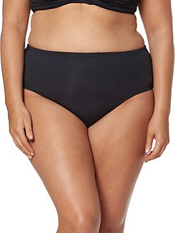 2915163723abc Product image. QUICK VIEW. Bleu Rod Beattie. Plus Classic Bikini Bottom