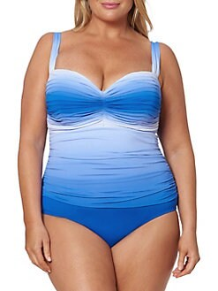 391309ec35673 Plus Size Swimwear: Cover Ups & More | Lord + Taylor
