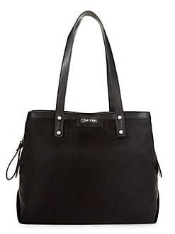 QUICK VIEW. Calvin Klein. Logo Nylon Shoulder Bag beb97dc466