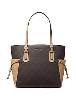0a6c49f1d445 QUICK VIEW. MICHAEL Michael Kors. Voyager Textured Tote
