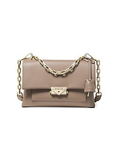 c78b04cb882a Product image. QUICK VIEW. MICHAEL Michael Kors. Medium Cece Chain Leather Shoulder  Bag