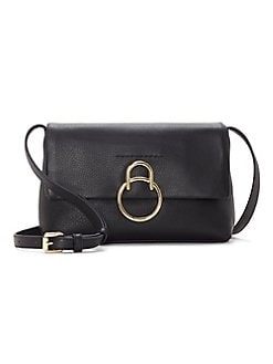 93aadca3f459 QUICK VIEW. Vince Camuto. Plum Leather Crossbody Bag