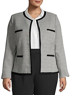 a1cd59bcf09 Plus Size Suits  Skirt Suits   More