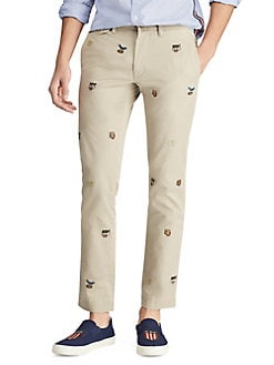 ec7314010 QUICK VIEW. Polo Ralph Lauren. Stretch Slim-Fit Chino Pants
