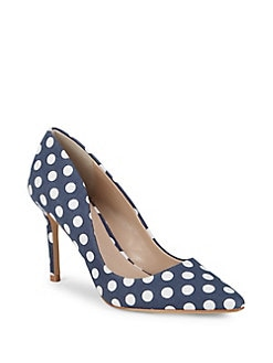 dfeed2b139 QUICK VIEW. Charles by Charles David. Vicky Dotted Pumps