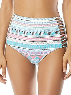5cef24ecc6ee3 QUICK VIEW. Coco Reef. Santa Cruz Captivate High-Waist Bikini Bottom