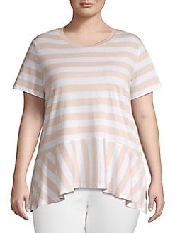 967486914884dd Plus Size Womens Shirts & Tops | Lord + Taylor