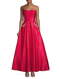 United Pink Red Long Evening Gowns Vintage Backless Prom Dresses 2017 Vestido De Noche Satin Floor Length Abendkleider Robe De Soiree We Take Customers As Our Gods Evening Dresses