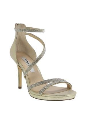 Reed Strappy Sandals by Nina