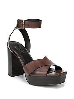 0cee7d2f6c8 QUICK VIEW. Franco Sarto. Marta Leather Platform Sandals