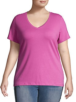 dd06256b658 Plus Size Womens Shirts & Tops | Lord + Taylor