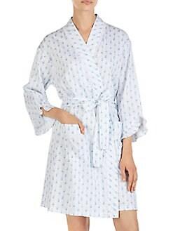Women s Bathrobes  Silk Robes 55f891b90