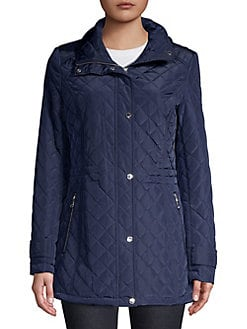b59670c04 Puffers & Quilted Coats for Women | Lord + Taylor