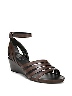 ece73ca1a6d QUICK VIEW. Franco Sarto. Della Leather Wedge Sandals