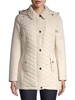 aa095ca82b1 Puffers & Quilted Coats for Women | Lord + Taylor