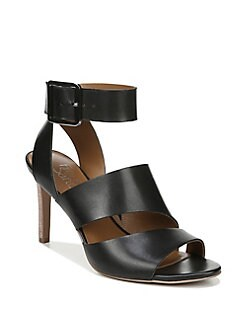 a24679051c7 QUICK VIEW. Franco Sarto. Paisley Strappy Leather Dress Sandals