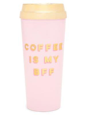 Image of Coffee Is My BFF Thermal Mug