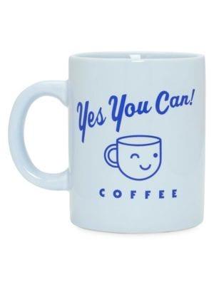 Image of Ceramic Yes You Can Mug