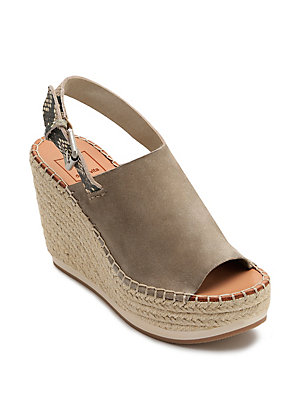 b0f59bd9e51f Dolce Vita - Simi Suede   Jute Wedge Sandals - lordandtaylor.com