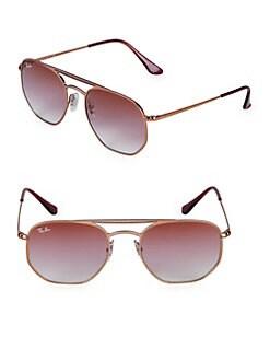 cb15a5212b01c QUICK VIEW. Ray-Ban. 54MM Square Sunglasses