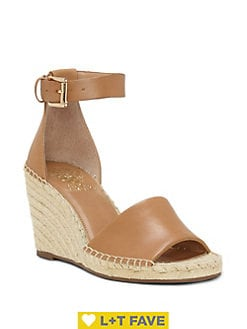 1d80978f857 QUICK VIEW. Vince Camuto. Leera Espadrille Ankle-Strap Wedge Sandals