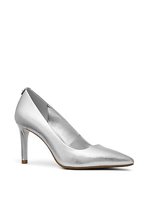 4f21e24ee88a MICHAEL Michael Kors - Cersei Patent Leather Cutout Pumps ...
