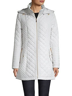 179a5541acf Puffers   Quilted Coats for Women