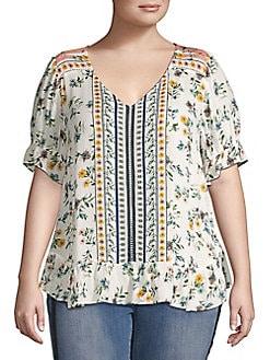 78d66c293ac Plus Size Womens Shirts   Tops