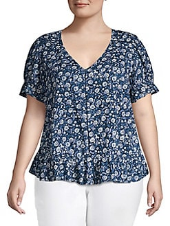 8ea5638b57 Plus Size Womens Shirts   Tops