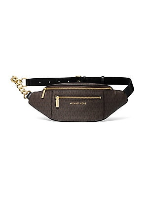274cc2ed26b6 MICHAEL Michael Kors - Mott Leather Belt Bag - lordandtaylor.com