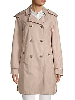 4941285bdf Trench Coats, Raincoats & Rain Jackets | Lord + Taylor