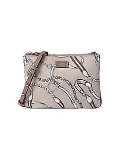 579ea6c75b18 Product image. QUICK VIEW. Lauren Ralph Lauren. Equestrian Crossbody Bag
