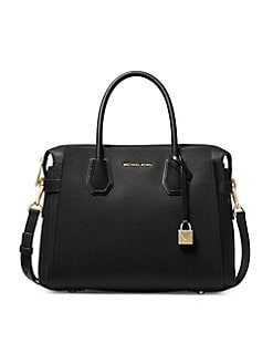 78a51a97e484 QUICK VIEW. MICHAEL Michael Kors. Medium Mercer Leather Satchel
