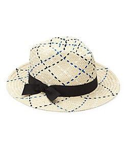 d5a92203b10 QUICK VIEW. Lauren Ralph Lauren. Contrast Knot Sun Hat
