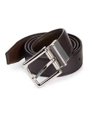 Image of 32MM Reversible Leather Belt