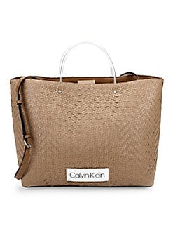 bd35edc241 QUICK VIEW. Calvin Klein. Morgan Tote Bag