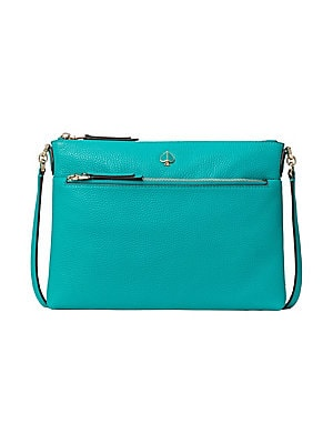 70d8a0b971c Kate Spade New York - Amelia Small Leather Convertible Crossbody ...