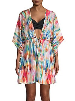 5b0d37d85dc19 Women - Clothing - Swimwear   Cover-Ups - Cover-Ups - lordandtaylor.com