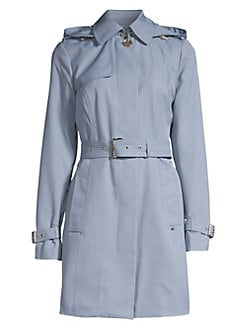 14459cbc5f QUICK VIEW. MICHAEL Michael Kors. Belted Trench Jacket