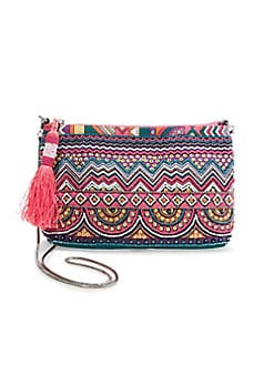 c524e62f5a QUICK VIEW. Steve Madden. Cayman Beaded Crossbody Pouch