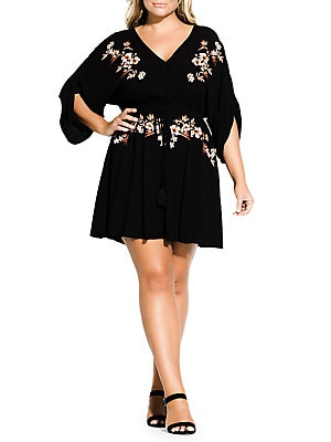 148e2bc9809 Women - Extended Sizes - Plus Size - Dresses   Jumpsuits - Casual ...
