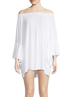 29d8a5eb17c3e Women - Clothing - Swimwear   Cover-Ups - Cover-Ups - lordandtaylor.com