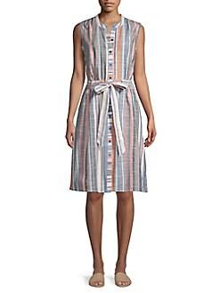 Women - Clothing - Dresses - Casual - lordandtaylor.com a09f884df
