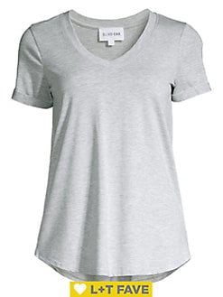 f922ff6e78d QUICK VIEW. Olive & Oak. Roll Sleeve Tee