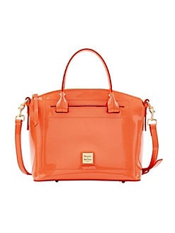 b5320202882f Product image. QUICK VIEW. Dooney   Bourke. Beacon Patent Leather Crossbody  Bag