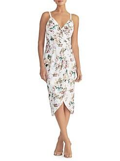 c7b31cdf06433 QUICK VIEW. RACHEL Rachel Roy. Caroline Floral Sequined Dress